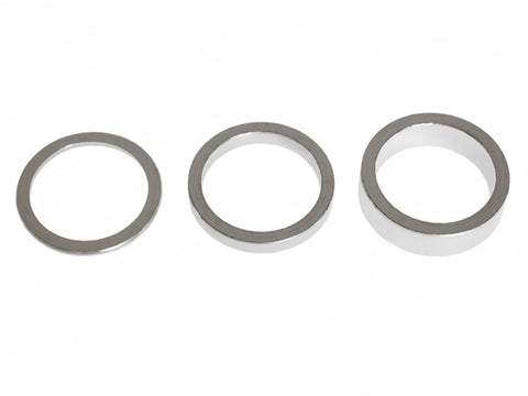 Headset Spacers Chrome- Hardware