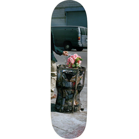 Baker Andrew Reynolds X Jerry HSU Photo 8.475 - Skateboard Deck
