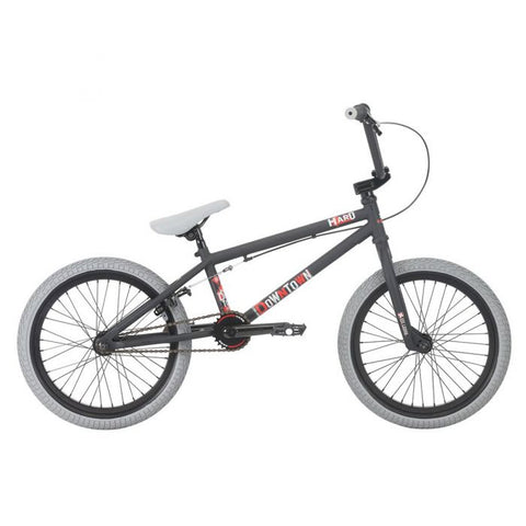 Haro Downtown 18inch 2018 - BMX Complete Black