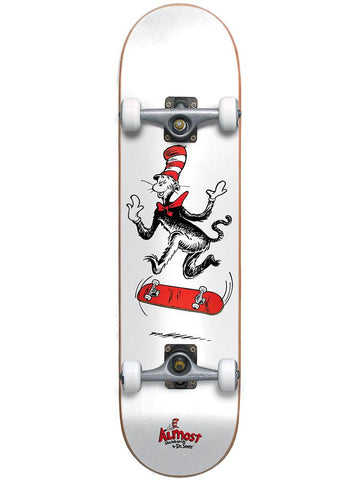 Almost Cat Tre Premium Resin 7.75 - Skateboard Complete