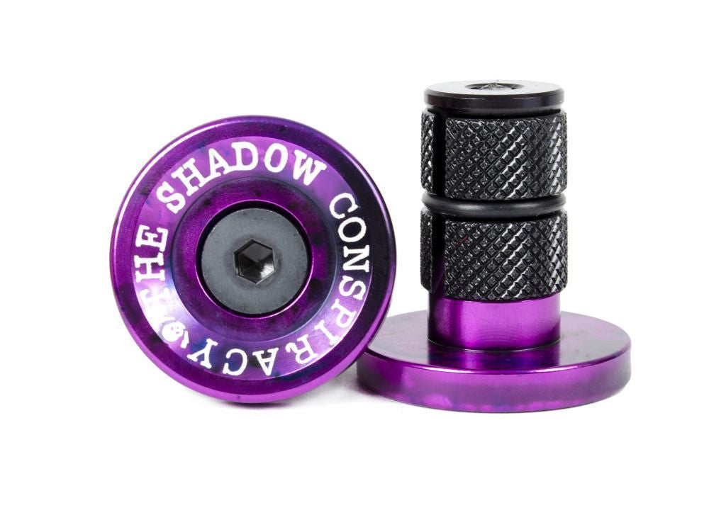 Shadow Conspiracy Deadbolt Alloy Bar Ends