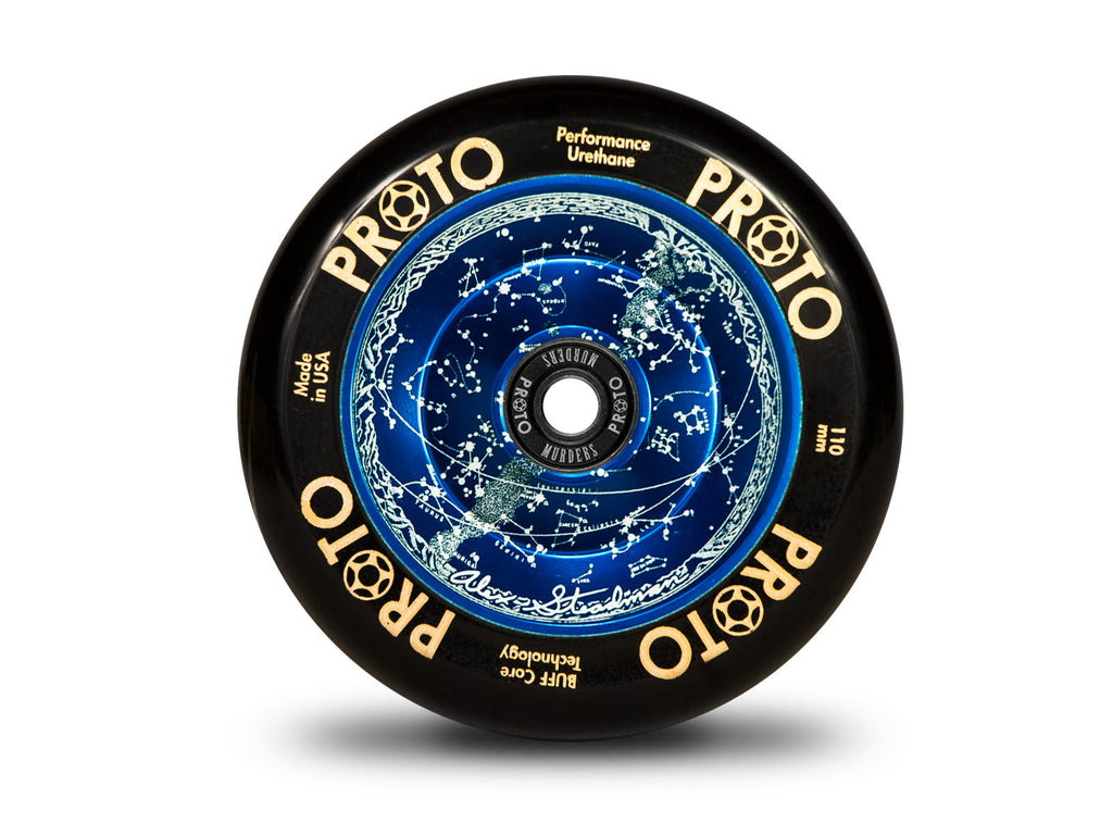 Proto Gripper Wheels - PAIR - Alex Steadman Sig. V2