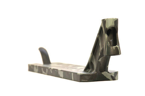 Scooter deck for freestyle scooter, Camo
