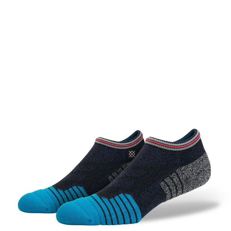 Instance Socks Tour Low Navy L