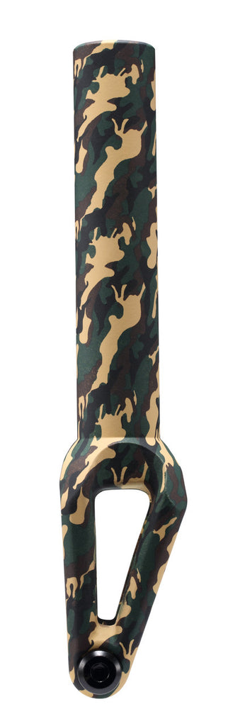 Scooter fork for freestyle scooter, Camo