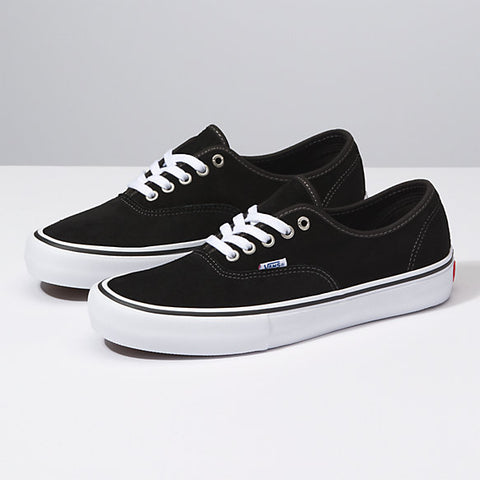 Vans Authentic Pro Suede Black - Shoes