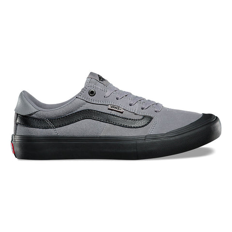 Vans Youth Style 112 Pro Gunmetal / Black - Shoes