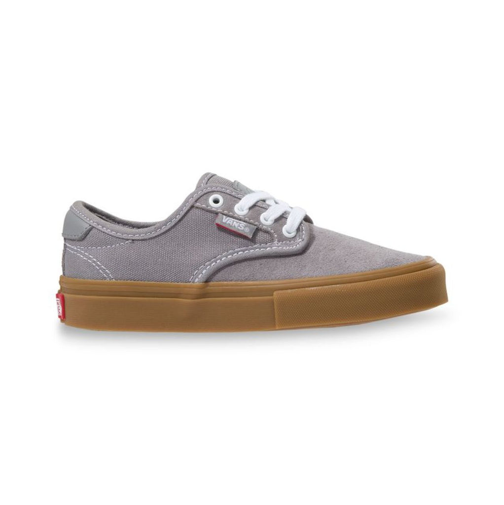 Vans Youth Chima Ferguson Pro Frost Grey / Gum - Shoes