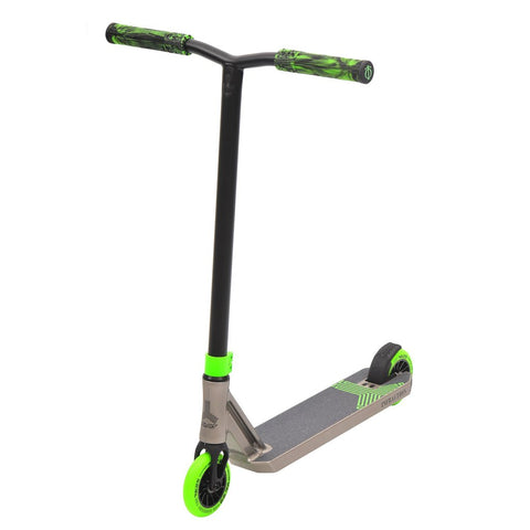 Triad Infraction - Scooter Complete Titanium Green
