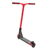Triad Delinquent - Scooter Complete Anodize Black / Red Rear View