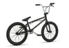 We The People Versus 2018 - BMX Complete Starlight Black Back View