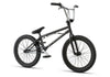 We The People Versus 2018 - BMX Complete Starlight Black Front View