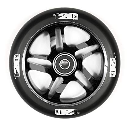 Envy 5 Spoke 120mm (PAIR) - Scooter Wheels Black