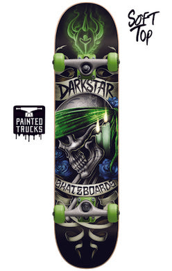 Darkstar Shrine Youth Soft Top - Skateboard Complete