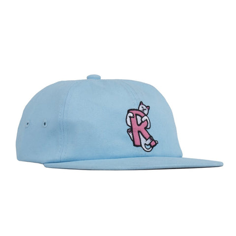 RIPNDIP 6 Panels Hugger - Caps Blue