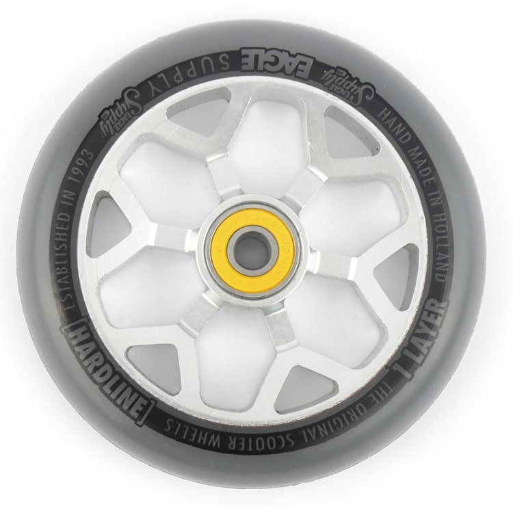Eagle 6M Silver Core Hardline Sewercaps (SINGLE) - Scooter Wheel