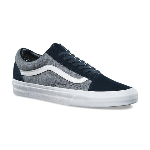 Vans Old Skool Youth (Suiting) Blueberry - Shoes