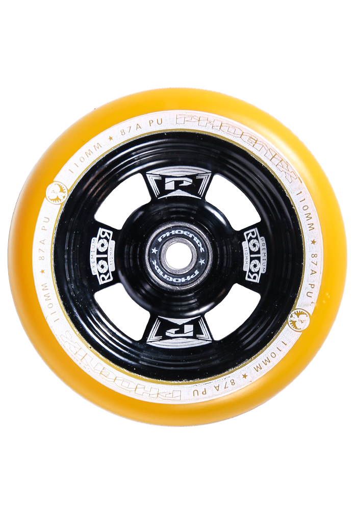 Phoenix Rotor Wheel - 110mm Single