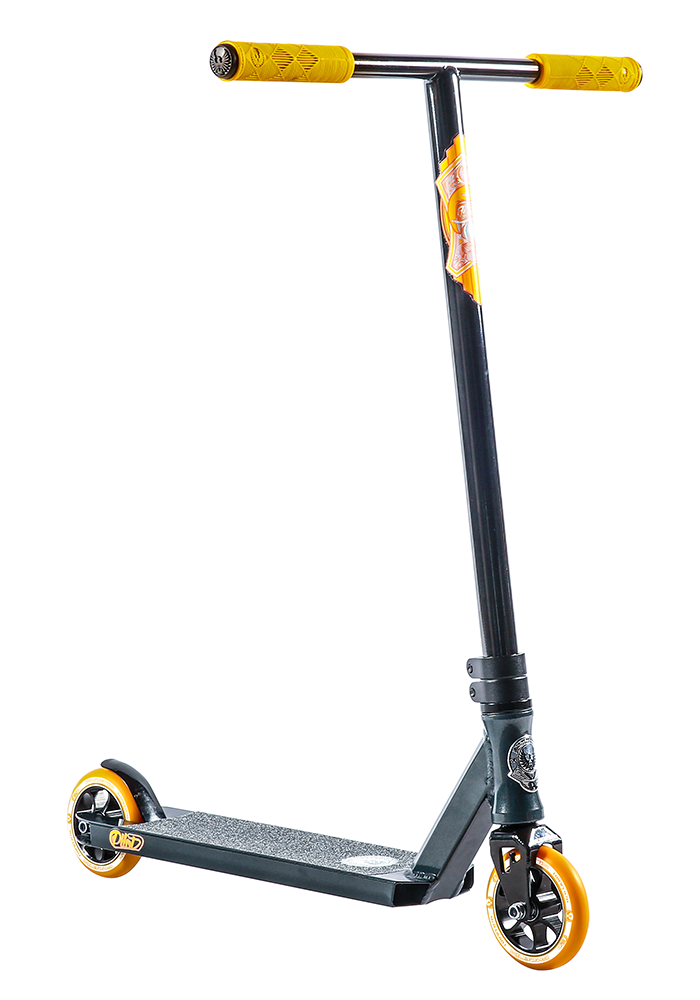 Phoenix Pilot, Complete Scooter, Orange Black