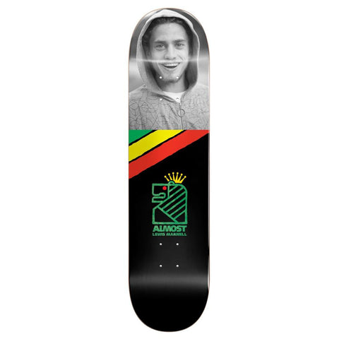 Almost Lewis Smile R7 8.0 Skateboard Deck