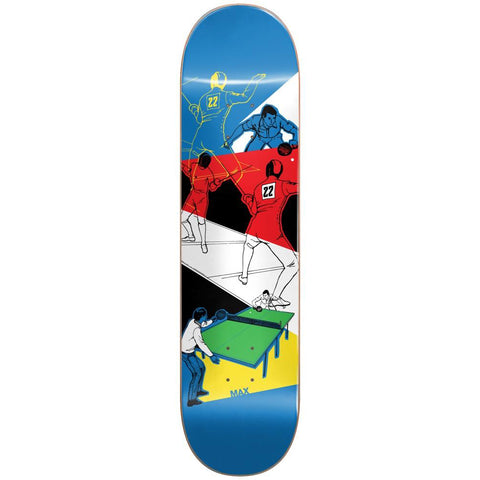 Almost Not A Sport R7 Max 8.125 - Skateboard Deck