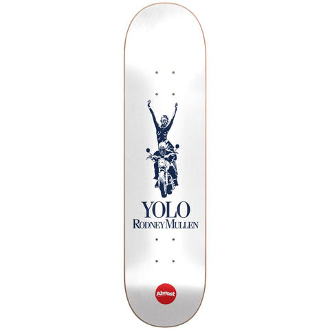 Almost Runway Mullen R7 8.0 - Skateboard Deck