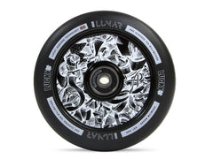 Lucky Lunar Axis 110mm (SINGLE) - Scooter Wheel Black / Black