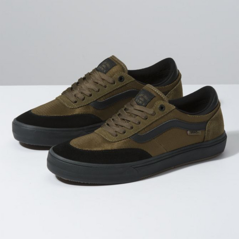 Vans Gilbert Crockett 2 (Tactical) Pro Beech / Black - Shoes