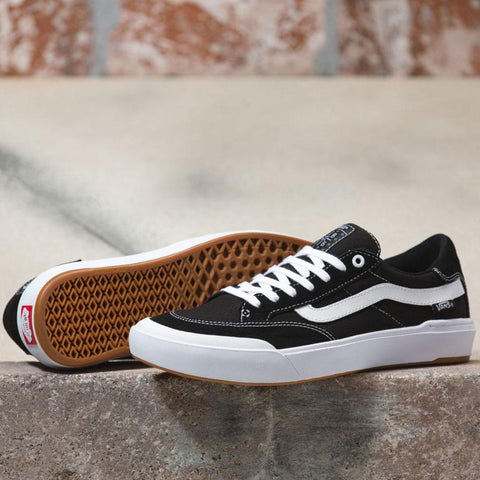 Vans Berle Pro Black / True White - Shoes