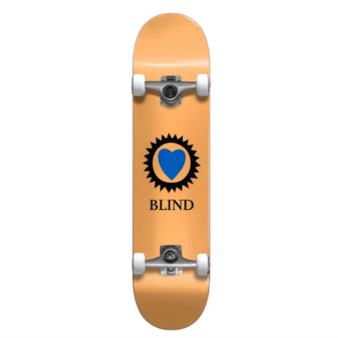 Blind Heart Youth FP Peach 7.0 - Skateboard Complete