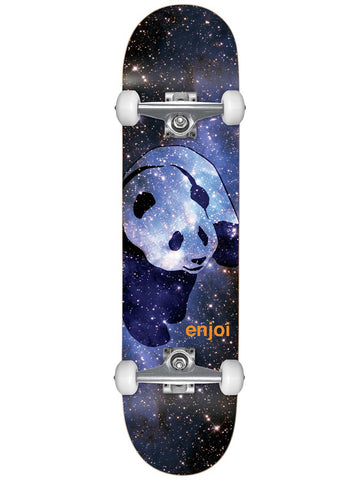Enjoi Cosmos Panda Soft Wheel - Skateboard Complete