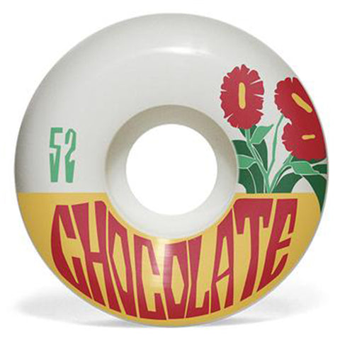 Chocolate Plantasia Conical 52mm - Skateboard Wheels