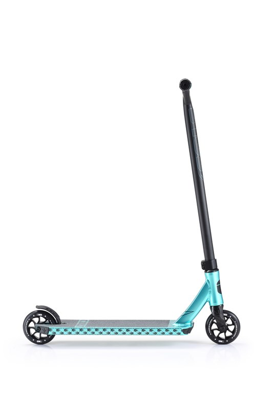 Envy Colt S4 - Complete Scooter Teal Side View