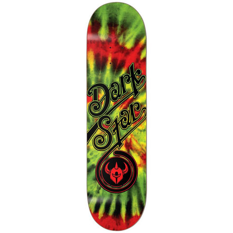 Darkstar Insignia Youth Rasta 7.25 - Skateboard Deck