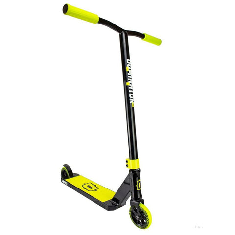 Dominator Sniper - Scooter Complete Black Neon Yellow