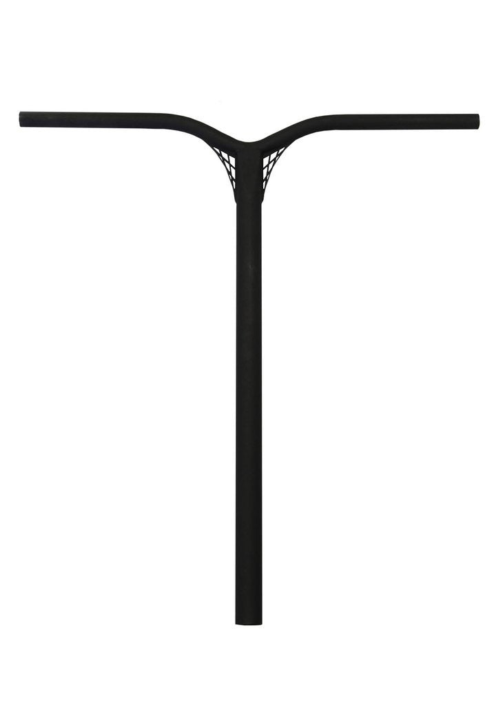 Scooter bar for freestyle scooter, Chromoly, Matte Black