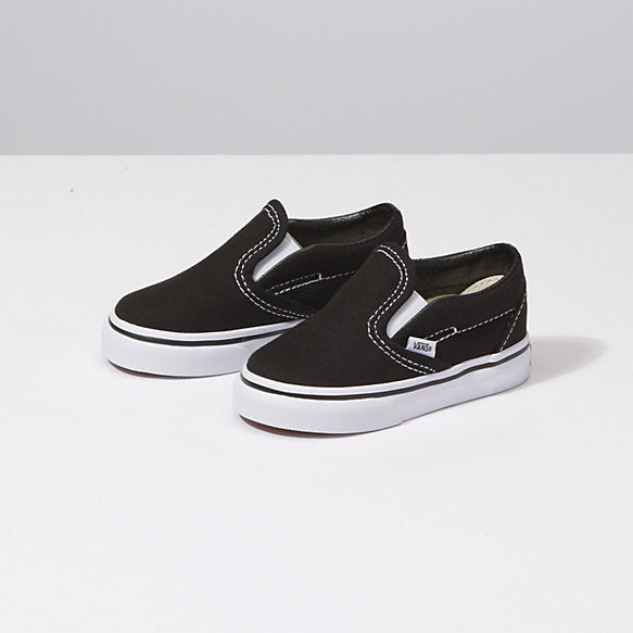 Vans Toddler Slip-On Black - Shoes