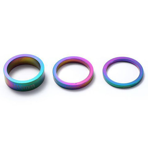 Envy Bar Spacer Kit - Scooter Hardware Oilslick