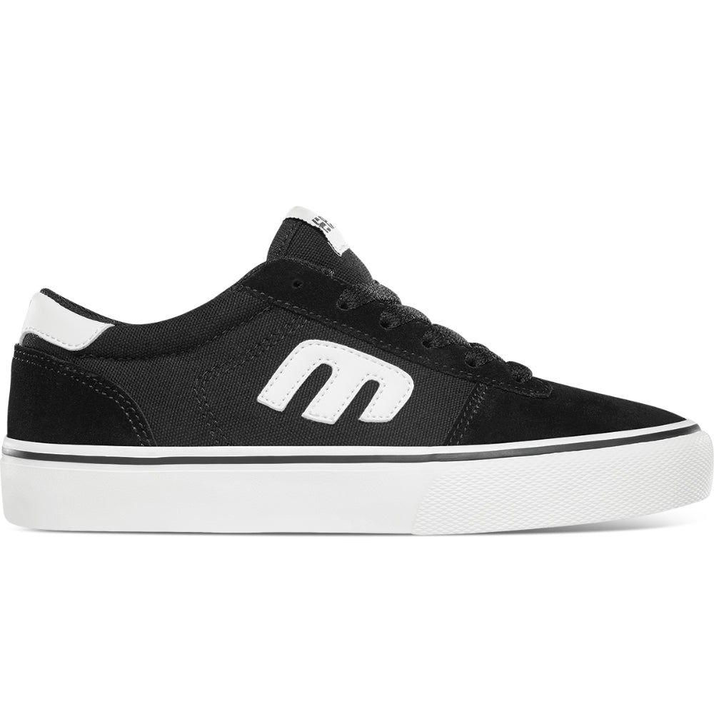 Etnies Kids Calli Vulc Black White - Shoes