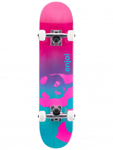 Enjoi Faded Panda Soft Top - Skateboard Complete