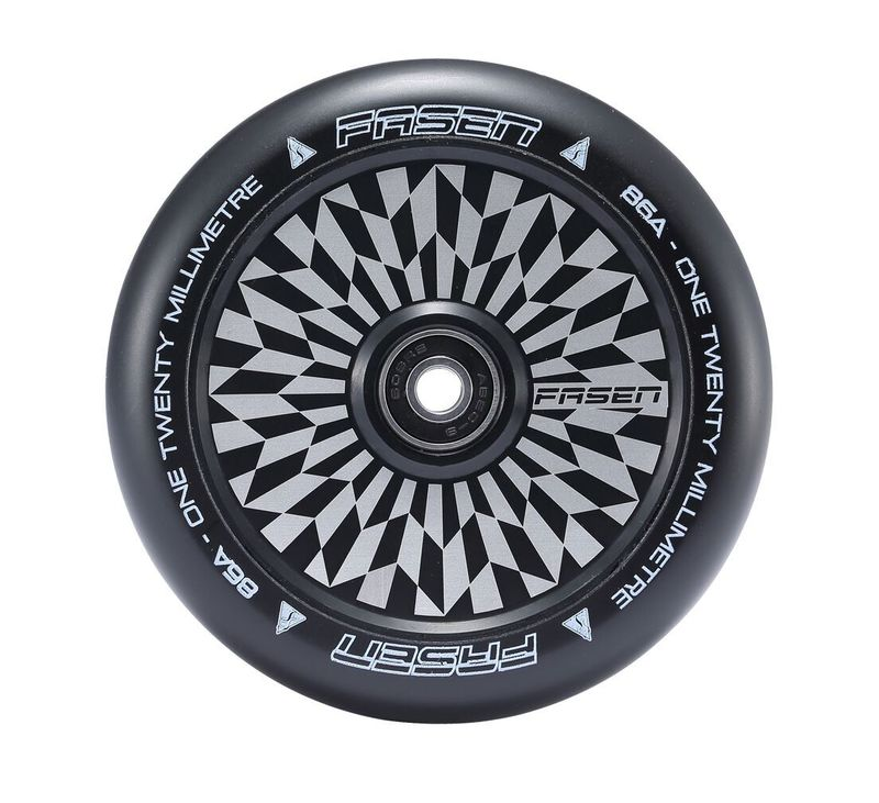 Fasen 120mm Hollow Core Hypno Offset (SINGLE) - Scooter Wheel