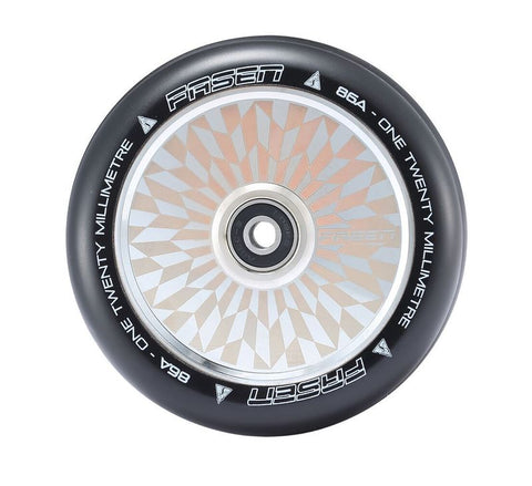 Fasen 120mm Hollow Core Hypno Offset (PAIR) - Scooter Wheel