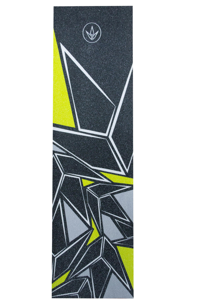 Envy Geometric Griptape - Lime