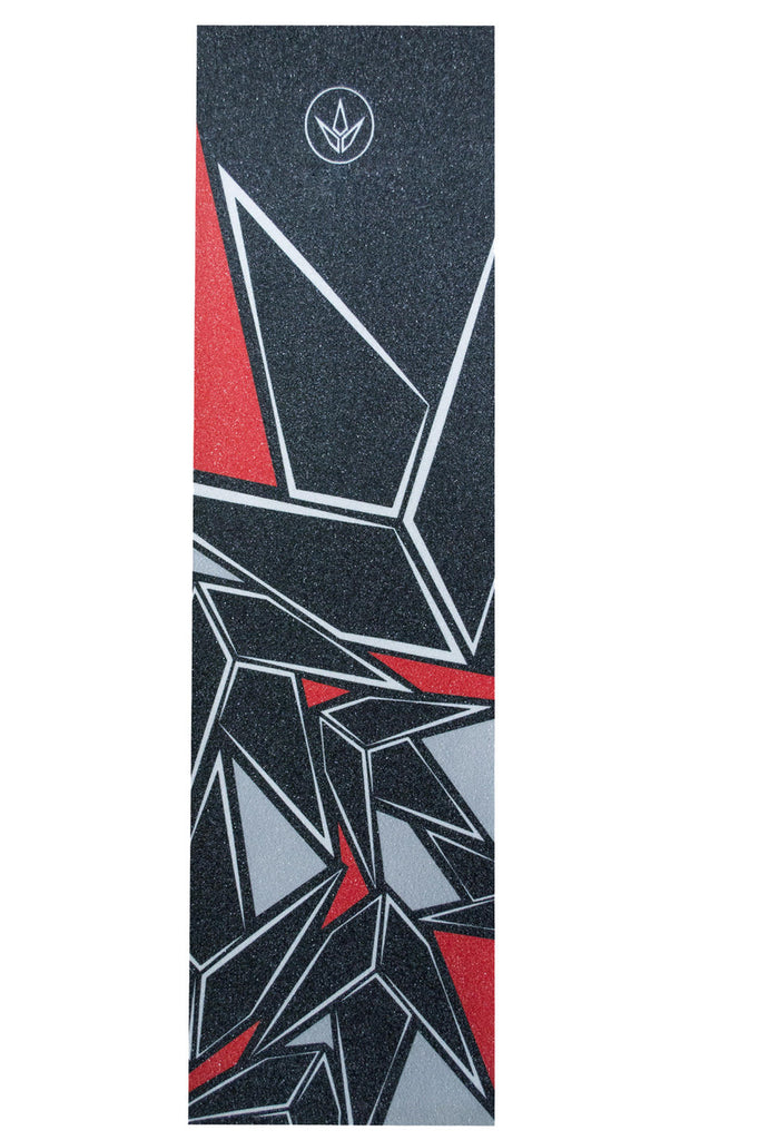 Envy Geometric Griptape - Red