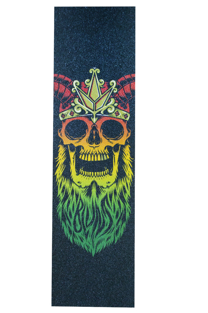Envy Viking, Scooter Griptape, Rasta