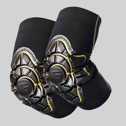 G-Form Pro-X Youth Elbow Pads - Yellow