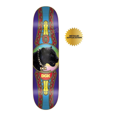 DGK Royal Legion Williams 7.9 - Skateboard Deck
