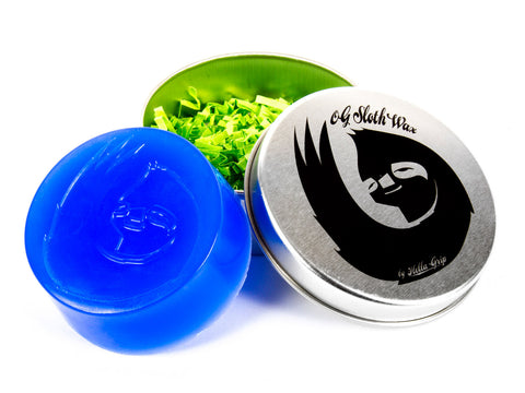 Hella Grip Sloth Wax - Blue