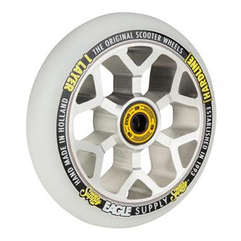 Eagle 6M Silver Core Hardline Snowballs (SINGLE) - Scooter Wheel