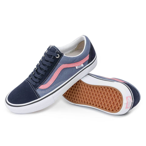 Vans Old Skool Pro Sky Captain Pink - Shoes